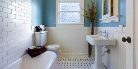 Remodeling Contractor Explains the Best Tiles for Small Bathrooms, Centerville, Ohio