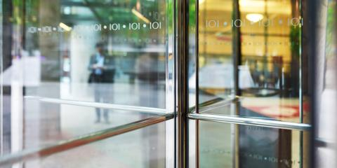 3 Compelling Benefits of Revolving Doors, Grandview, Ohio