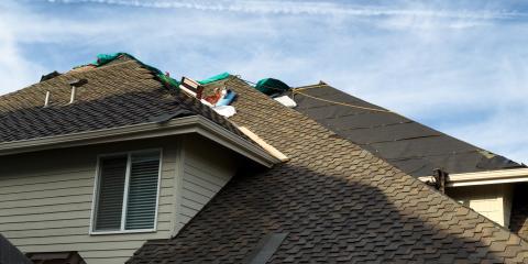 Top 3 Types of Roof Underlayment, Columbus, Ohio