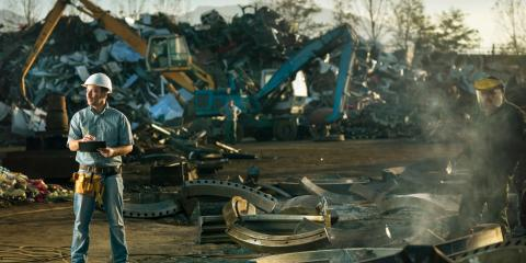 Top 3 Tips for Scrap Metal Recycling, Whitewater, Ohio