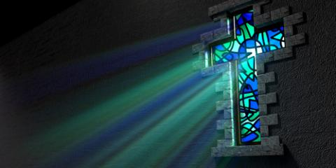A Brief Look at the History of Stained Glass Windows, Mount Healthy, Ohio