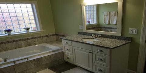 signs it s time to replace your bathroom cabinets westerville ohio