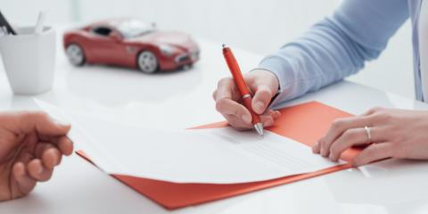 4 Things You Must Determine Before Purchasing an Auto Insurance Policy, Cincinnati, Ohio