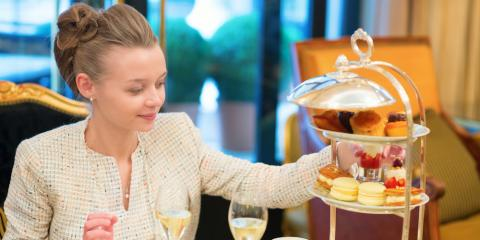 Do's & Don'ts of Afternoon Tea Etiquette, Cincinnati, Ohio
