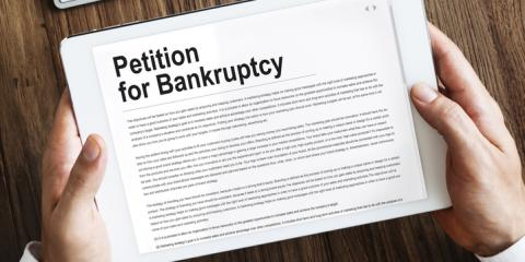 What to Know About Filing for Chapter 7 or Chapter 13 Bankruptcy & How They Differ, Blue Ash, Ohio