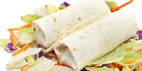 Get to Know Your Mexican Cuisine: Key Differences Between Burritos & Enchiladas , Amelia, Ohio