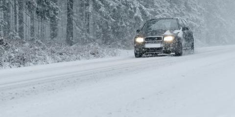 Ohio's Top Car Maintenance Service Offers Winter Weather Driving Tips, Avon, Ohio