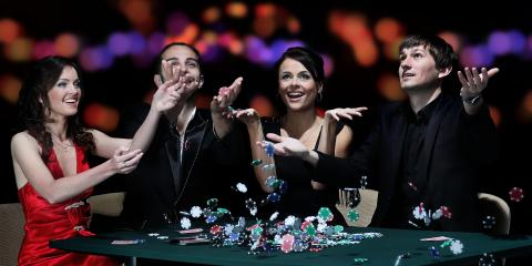 How to Hold a Casino Themed Event After Prom, Springdale, Ohio