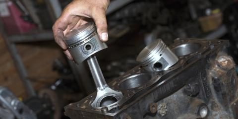 Why Hard Chrome Plating Is Ideal for Piston Rods, Cincinnati, Ohio