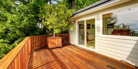 When Is It Time to Replace a Deck?, Millfield, Ohio