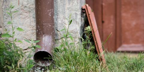 Why Downspout Cleaning Is Important, Cincinnati, Ohio