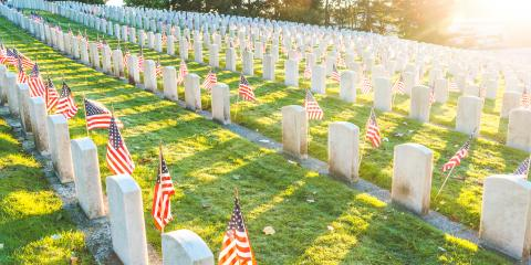 How to Get Military Honors for a Funeral, Evendale, Ohio