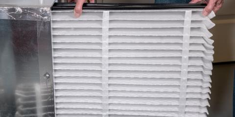 When Should Your HVAC Filters Be Changed?, Middletown, Ohio