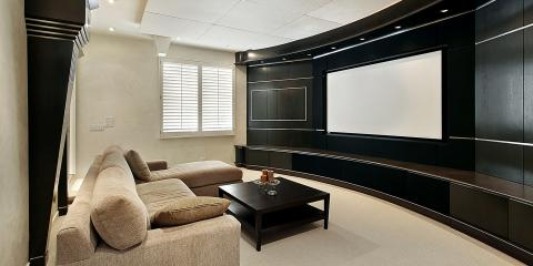 4 Tips for Turning Your Basement Into a Home Theater, Montgomery, Ohio