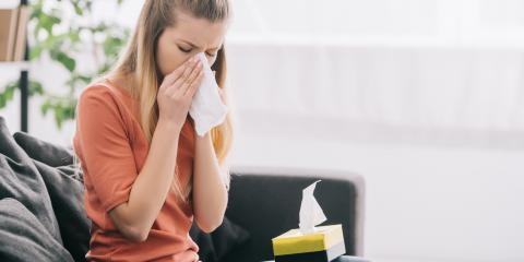 Spring Allergies & Your HVAC System, Sylvania, Ohio