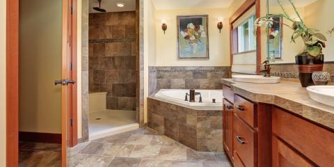 3 Flooring Options to Consider for a Bathroom Remodel, North Canton, Ohio
