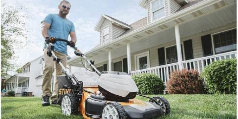 A New Homeowner's Guide to Buying a Lawn Mower, Englewood, Ohio