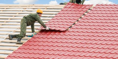 How Metal Roofing Can Benefit Your Home, Lorain, Ohio