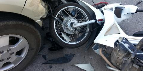 5 Steps to Take Following a Motorcycle Accident, Riverside, Ohio
