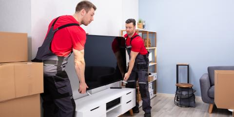 4 Tips for Moving Heavy Electronics, Cincinnati, Ohio