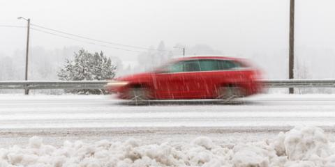 Personal Injury Attorney Shares 5 Winter Driving Tips , Mason, Ohio