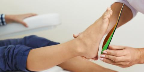 Podiatrist Explains the Advantages of PedAlign™?, Harrison, Ohio