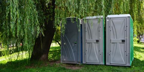 3 Factors to Consider When Renting Portable Toilets, Trenton, Ohio