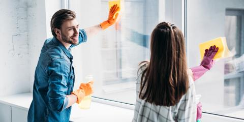 4 Steps for Spring Cleaning Your Windows, Cincinnati, Ohio