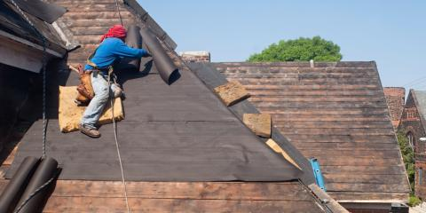 4 FAQ About Roof Replacements, Cincinnati, Ohio