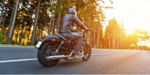 5 Motorcycle Safety Tips , Lorain County, Ohio