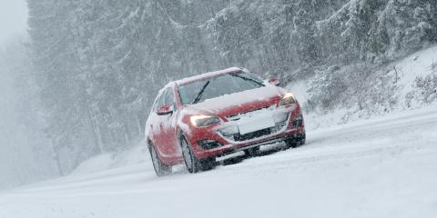 3 Winter Vehicle Maintenance Tips, Hamilton, Ohio