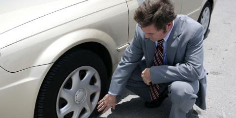 Towing Company Shares 3 Common Causes of Flat Tires, Bad Rock-Columbia Heights, Montana