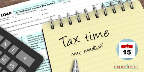 Spend Your Tax Return Wisely by Saving Big Bucks at Experimac with Mac Madness!, Middleton, Massachusetts