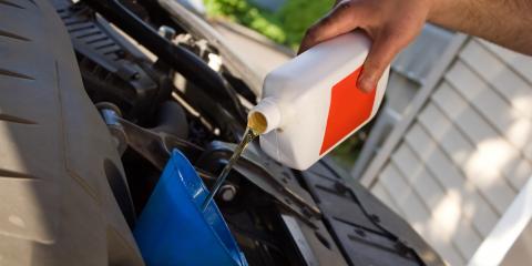 5 Key Fluids That Keep Your Car Running, New Richmond, Ohio