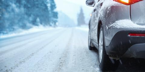 How to Prepare a Car for Winter, Anderson, Ohio
