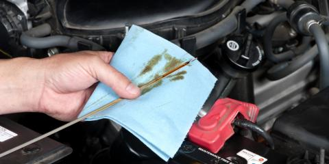 Auto Expert Advises Choosing the Right Product for Your Next Oil Change, Kannapolis, North Carolina