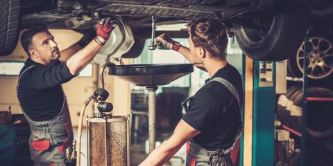 3 Reasons Why Oil Changes Are Vital to Your Car's Upkeep, Lorain, Ohio