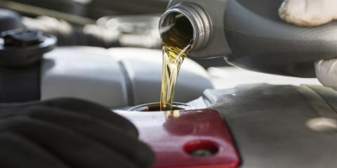 Which Type of Oil Should You Get for Your Oil Change?, Wilson, Wyoming