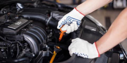 Top 3 Signs Your Car Needs an Oil Change, St. Charles, Missouri