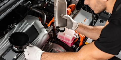 Why You Need to Change Your Oil, Brooklyn, New York