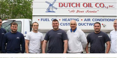 Owner of Local Oil Delivery Company Receives Accolades in East Haddam , Moodus, Connecticut