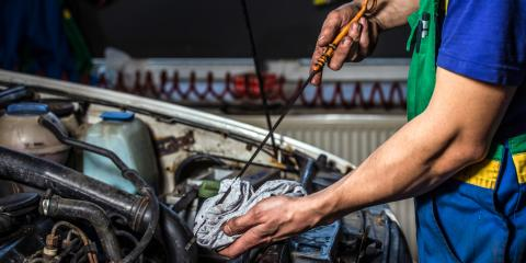 Why Routine Oil Changes Are Important, Foley, Alabama