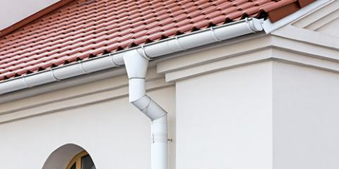 Top Considerations to Keep in Mind When Buying New Gutters, Morgan, Ohio