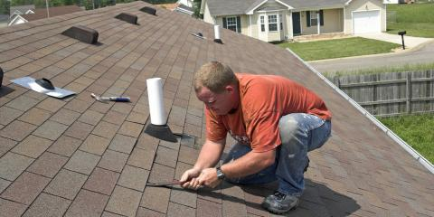 Top 5 Signs That Roof Repair Is Needed, Okmulgee, Oklahoma