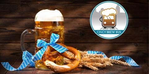 Oktoberfest Craft Brewery Tour Comes To Cincinnati, Cincinnati, Ohio
