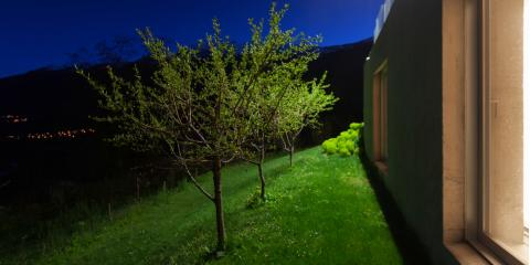 A Guide to Outdoor Security Lighting, Old Lyme, Connecticut
