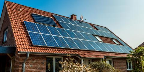 What Are the Differences Between Solar Panels & Solar Shingles?, Old Lyme, Connecticut