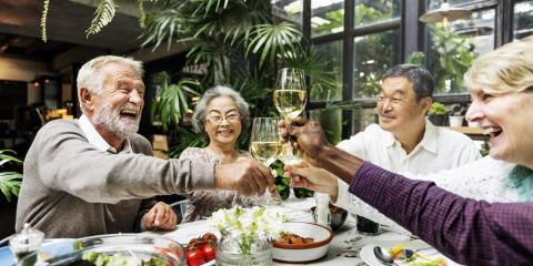 3 Benefits of City Living for Seniors, Atlanta, Georgia