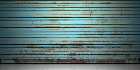 3 Hidden Dangers of Old Garage Doors, Wentzville, Missouri