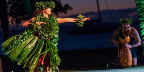 Old Lahaina Luau, Dinner Theatres, Nightlife and Music, Lahaina, Hawaii